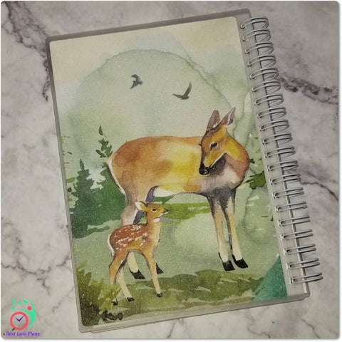 Image of Reusable Sticker Book - Vanilla Rose and Forest Wonder