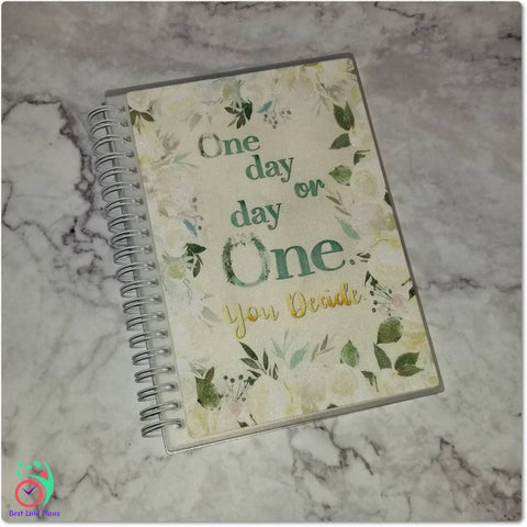 Reusable Sticker Book - One Day or Day One