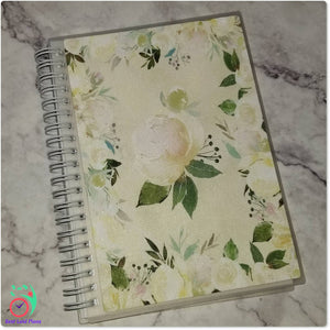 Reusable Sticker Book - Vanilla Rose and Forest Wonder