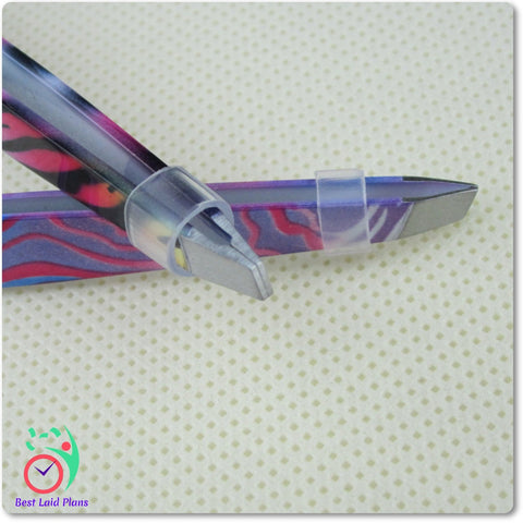 Enameled Sticker Tweezers