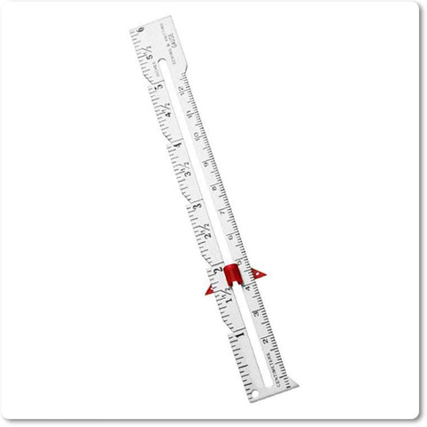 Image of Anyone Can Sew Seam Gauge