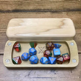 Tulip Wood XL Dice Sleeve