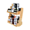 Cosmetics Orgnizer (Wooden Shelves Design #1003)