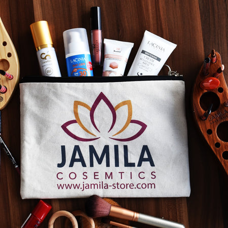 Jamila Cosmetics Purse