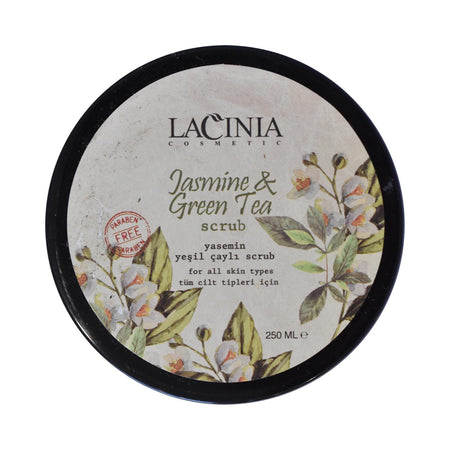 Jasmine and Green Tea Scrub