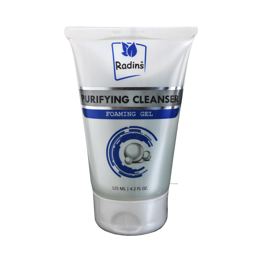 Purifying Cleanser Foaming Gel for Oily Skin