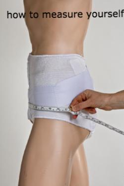 The Flat Pad Hernia Support