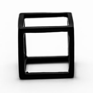 Open Cube Ring
