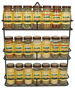 16 Best and Coolest 3 Tier Spice Racks