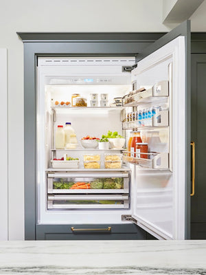 Here's Exactly How to Organize Your Fully Stocked Fridge