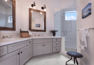 High Impact, Low Cost Tips For Stretching Your Bathroom Budget