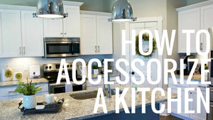I hope you enjoyed this video about accessorizing a kitchen! If you liked this video and want to see more videos about home decorating, like & subscribe to this ...