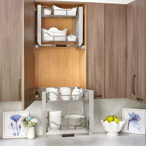 The 10 Best Upper Wall Cabinet Organizers for Kitchens