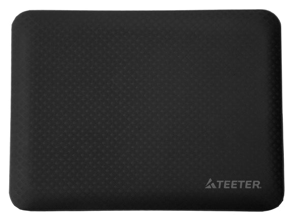Shop for teeter 3 4 inch anti fatigue standing desk comfort mat back pain relief mat for work or in the kitchen durable compact 19 5 x 15 inches