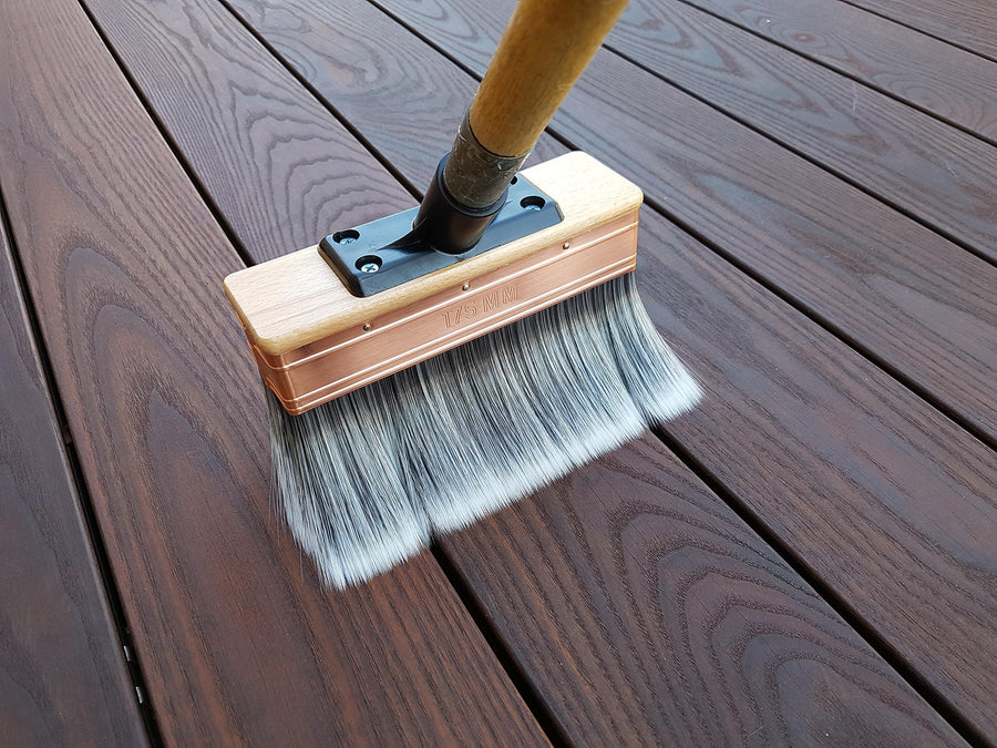 Perdura DECK BOSS Deck Stain Brush