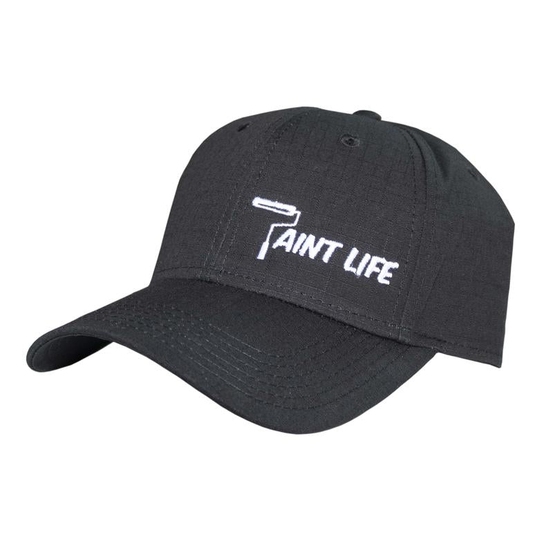 Black PaintLife Baseball Hat