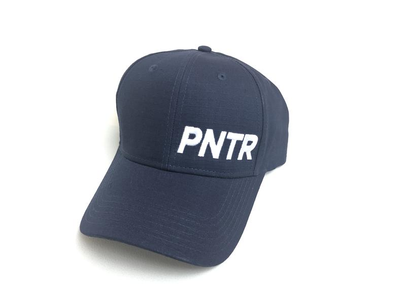 Dark Blue PNTR Baseball Hat