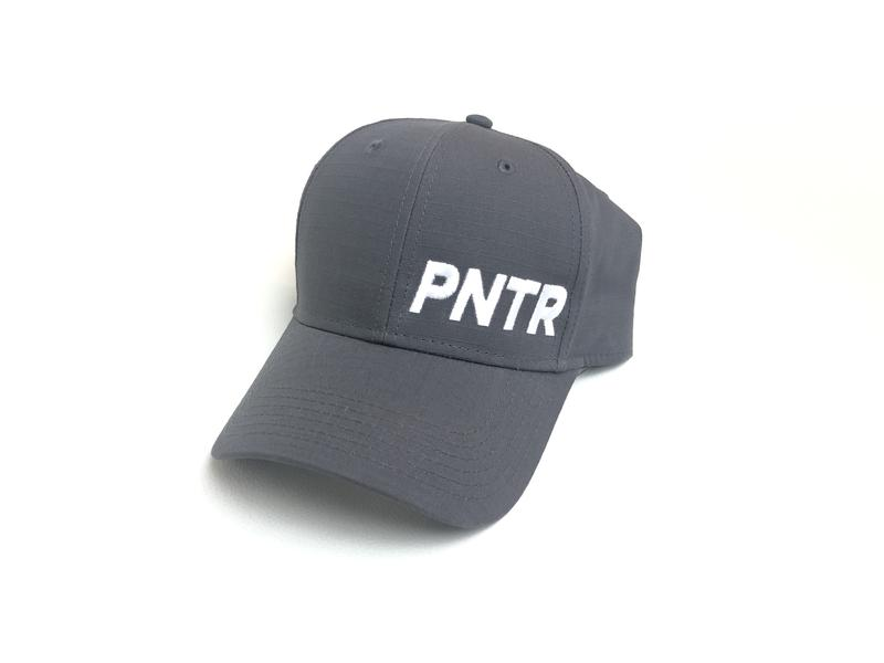 Charcoal Grey PNTR Baseball Hat