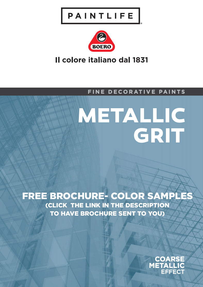 PaintLife Metallic Grit