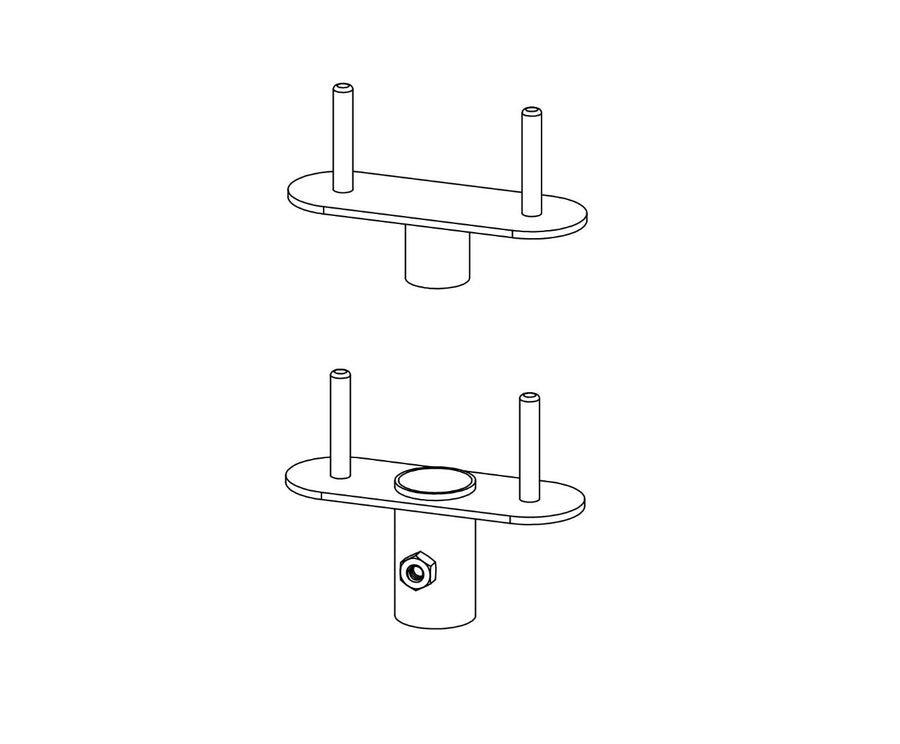 PaintLine Two Tier Connectors for PSDR