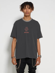 Faded Black Cobra Tee