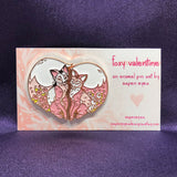 Foxy Valentine Pin Set
