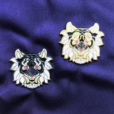 Were-Tiger Pin