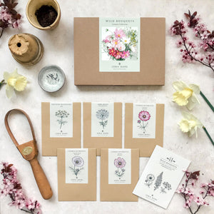 Jora Dahl - Wild Bouquets Cosmos Collection