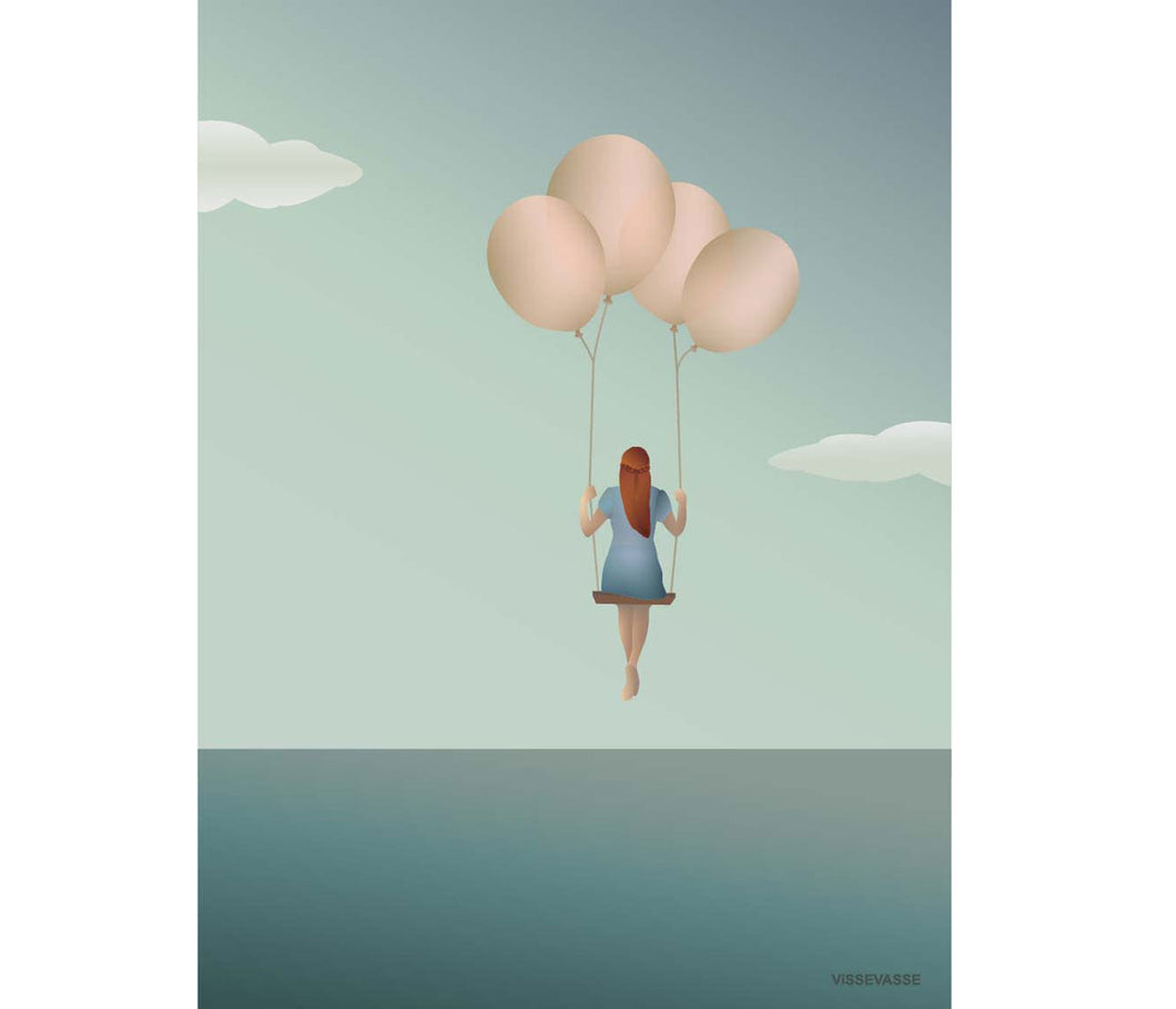 Poster Balloon Dream