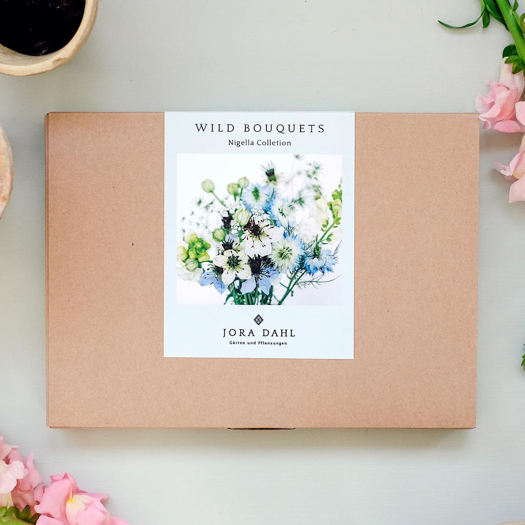 Jora Dahl - Wild Bouquets Nigella Collection