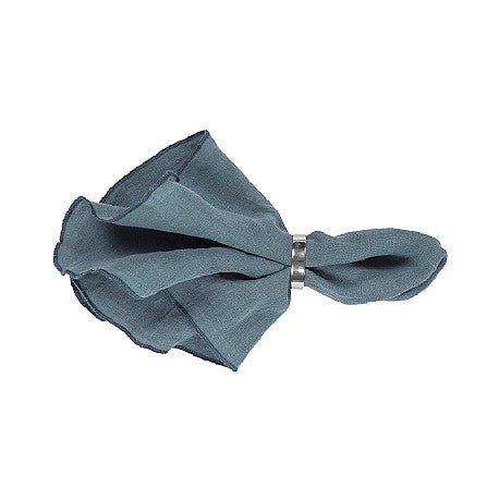 Serviette Gracie in Farbe Pro Blue