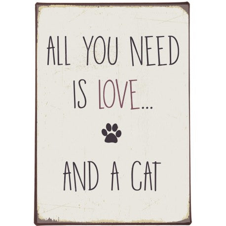 IB Laursen  All you need is love and a cat