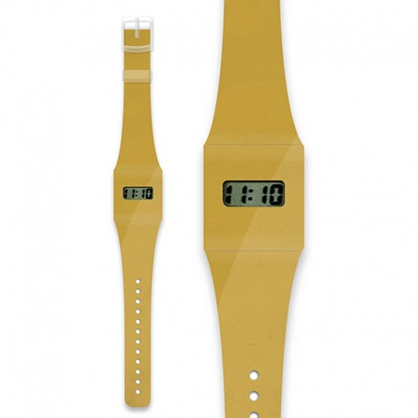 Pappwatch - I Like Paper Gold Metallic