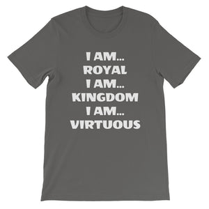 Royal KV Short-Sleeve Unisex T-Shirt