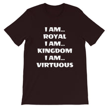 Load image into Gallery viewer, Royal KV Short-Sleeve Unisex T-Shirt