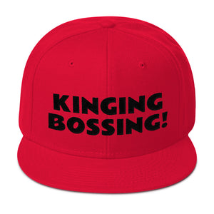 Royal KV Men's Snapback Cap