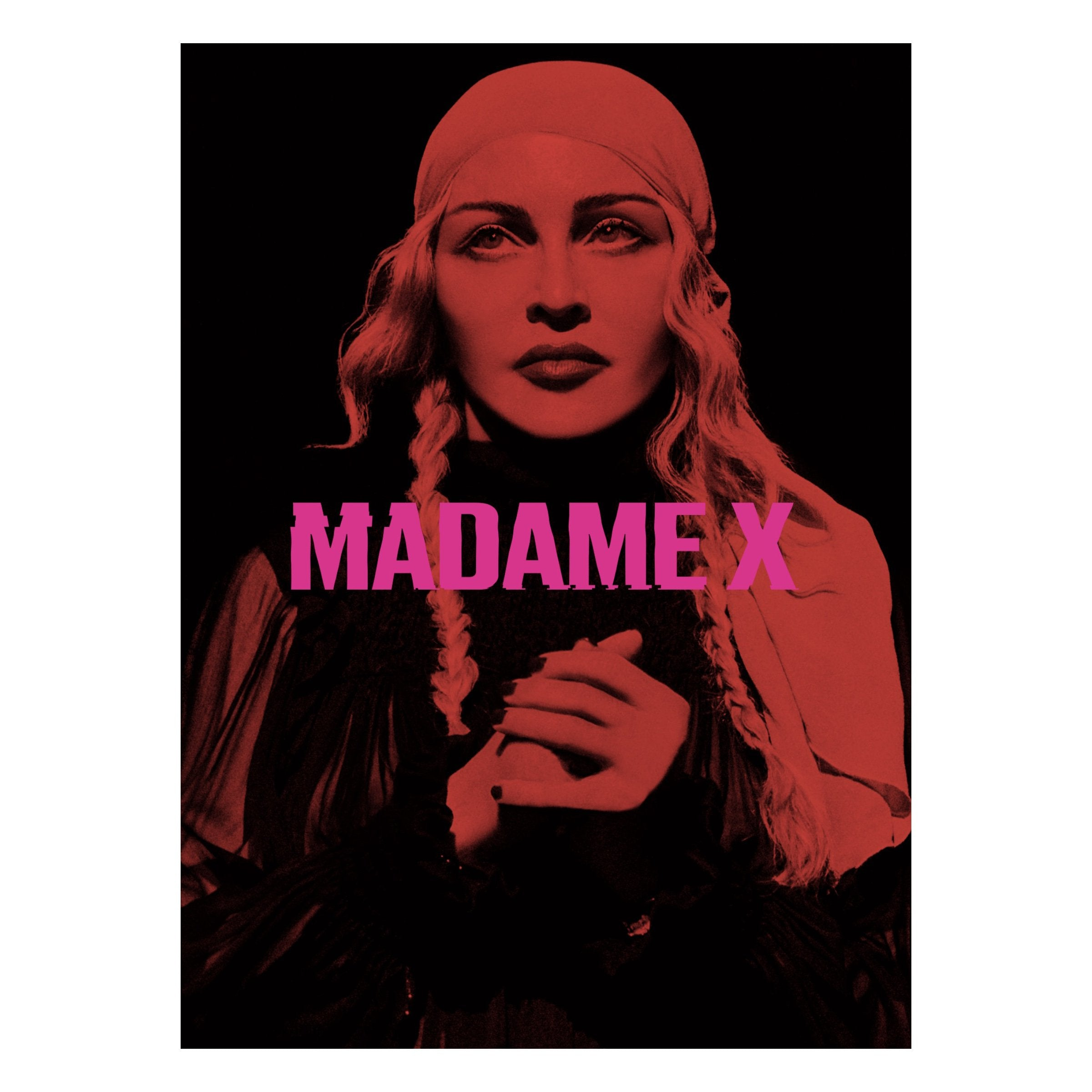 Madame X Tour Program
