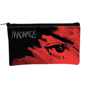 Madame X Tour cosmetic case