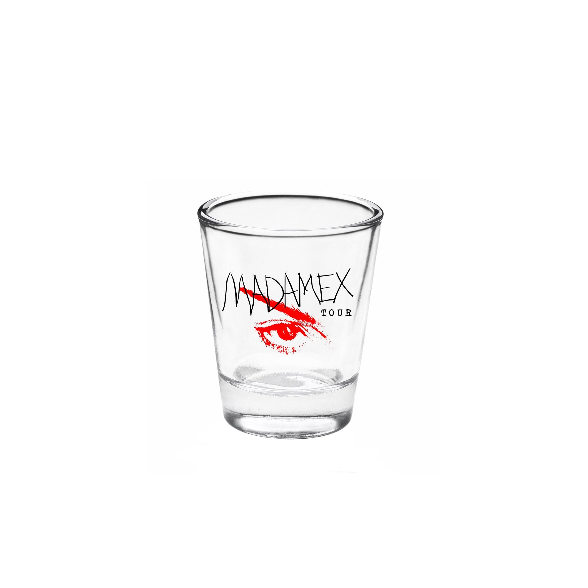 Madame X Tour Shot Glass