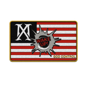 Madame X Wake Up Patch