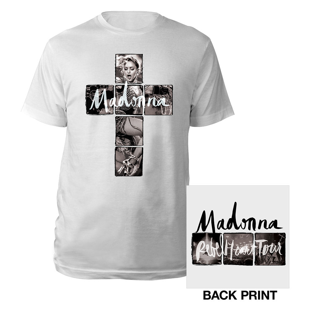 Rebel Heart Tour DVD Tee