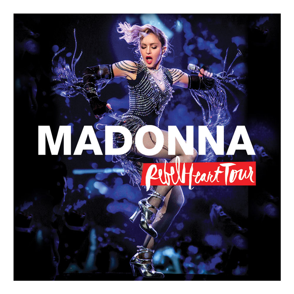Rebel Heart Tour 2CD