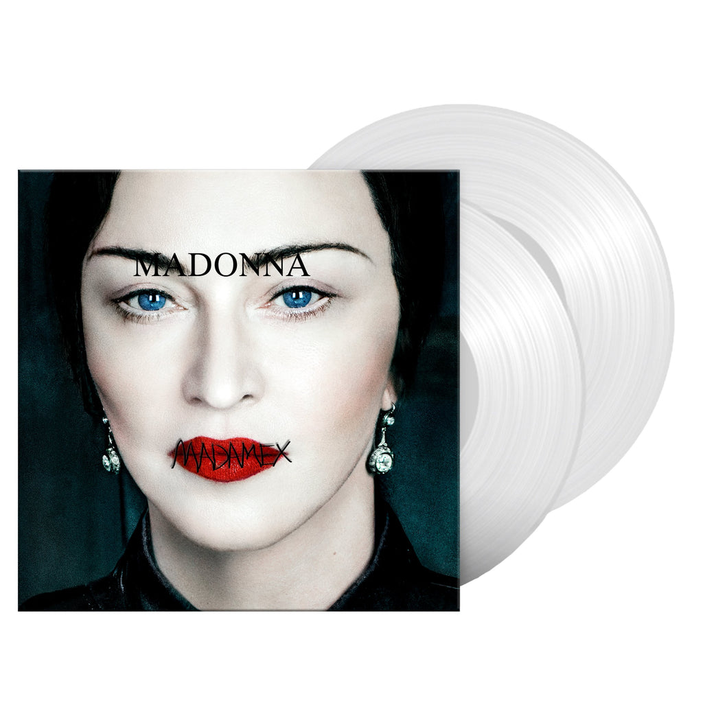 Web Exclusive Madame X Clear Vinyl (2 LP)