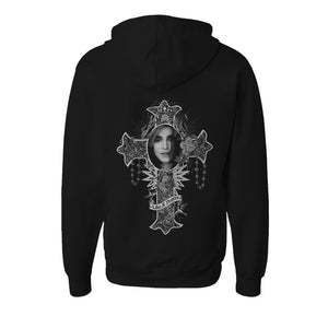 Like A Prayer 30th Anniversary photo pullover sweatshirt