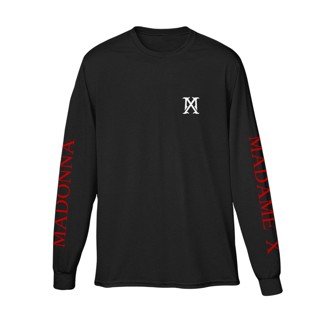 MX Logo long sleeve tee