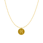 Madame X logo Necklace
