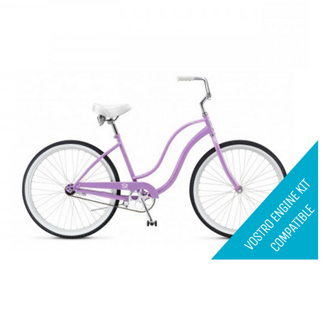 SEAGULL SCHWINN FEMALE CRUISER