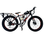 UTILITY CRATE HOLDER FOR FATBIKE
