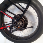 Explorer Fat-Wheel EBIKE  (Front or Rear Wheel) 26' x 4.0