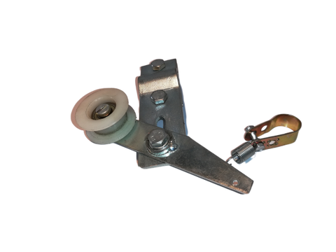 SPRING LOADED TENSIONER